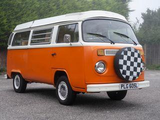 1974 Volkswagen Camper Westfalia Type 2