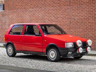 1986 Fiat Uno Turbo i.e.