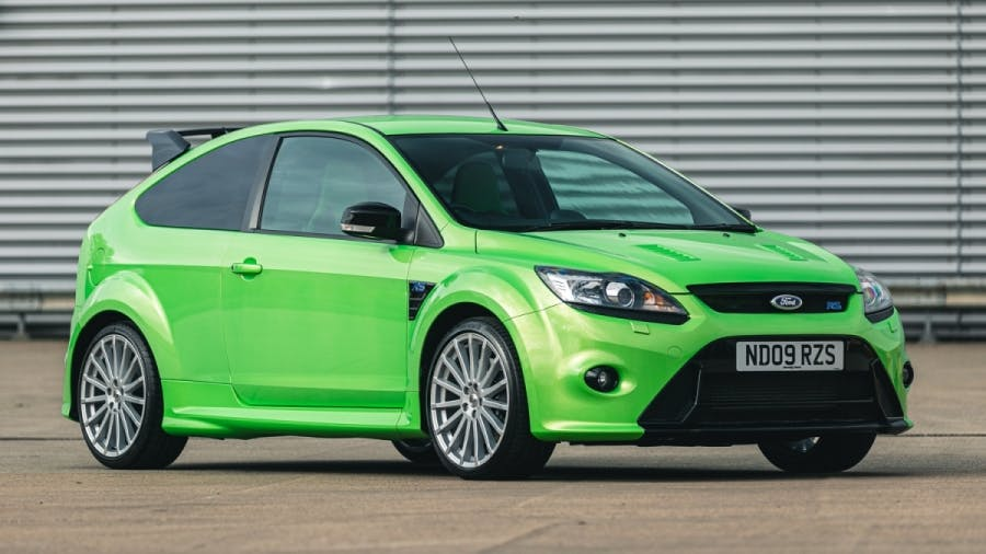 2009 Ford Focus RS MK2