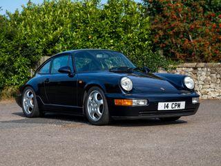 1993 Porsche 911 Carrera 2