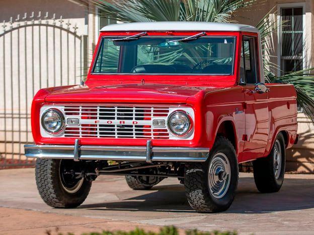 1966 Ford Bronco U14