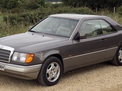 1990 Mercedes-Benz 230 Ce Coupé