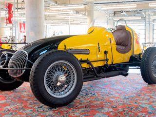 1949 Hillegass Sprint Car
