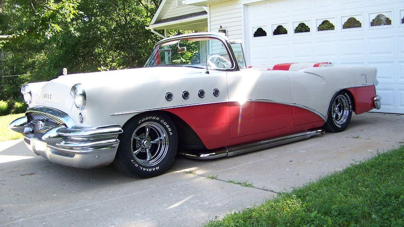 1955 Buick Century Roadmaster