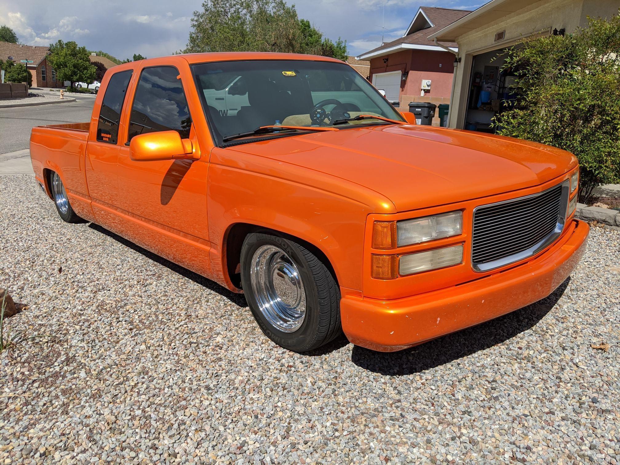 1995 Chevrolet 1500 Custom