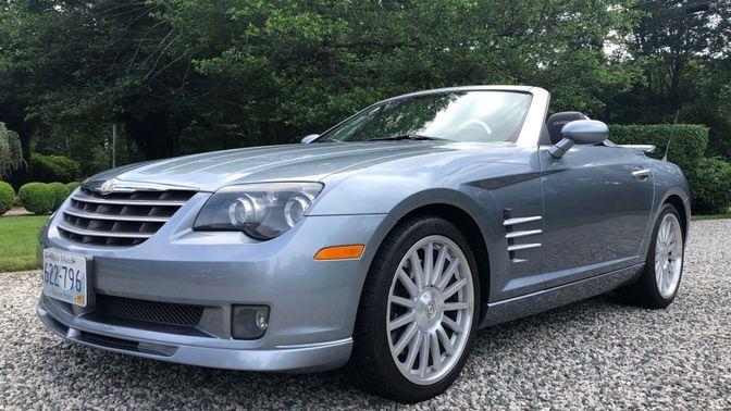 2005 Chrysler Crossfire SRT-6 Convertible