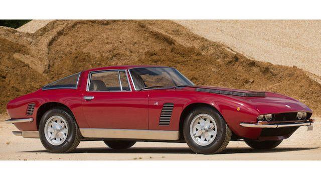 1973 Iso Grifo 5.8-Litre Series II Coupé