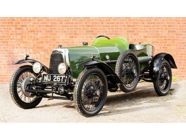1923 Aston-Martin 1½-Litre Two-Seat Sports Tourer