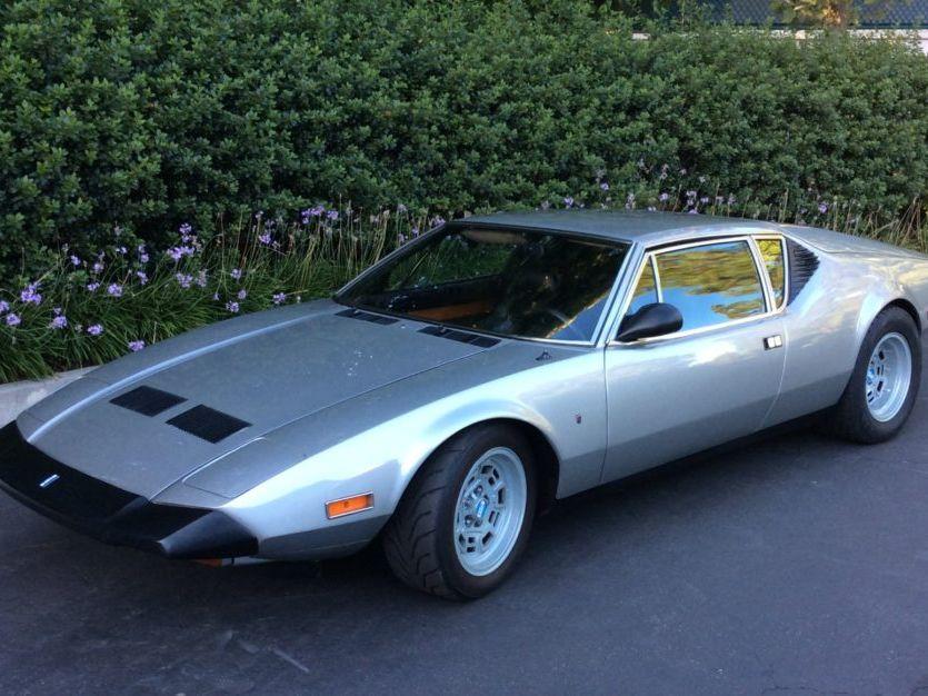 1973 Detomaso Pantera