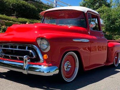 1957 Chevrolet 3100 Resto Mod