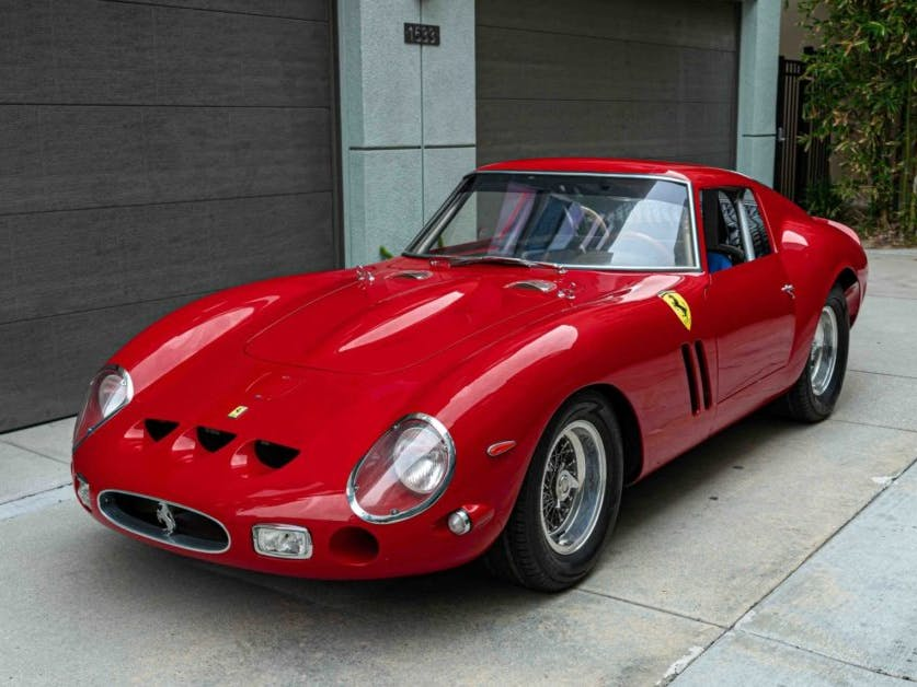 1965 Ferrari 330 GTO Re-Creation