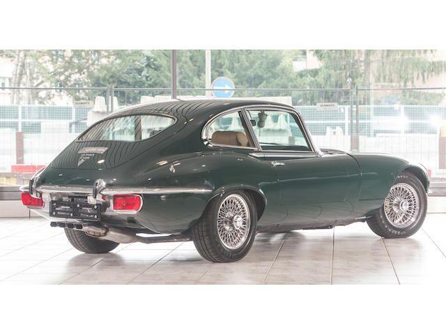 1972  Jaguar  E-Type Series 3 V12 Coupe