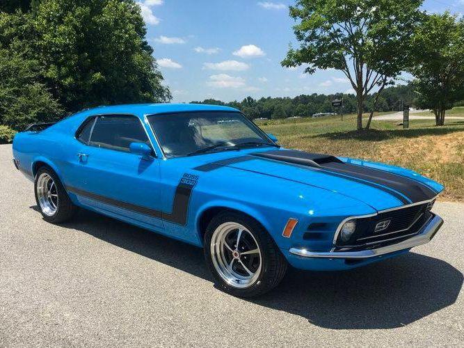 1970 Ford Mustang Custom