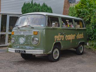1973 VW Type 2 Baywindow Campervan