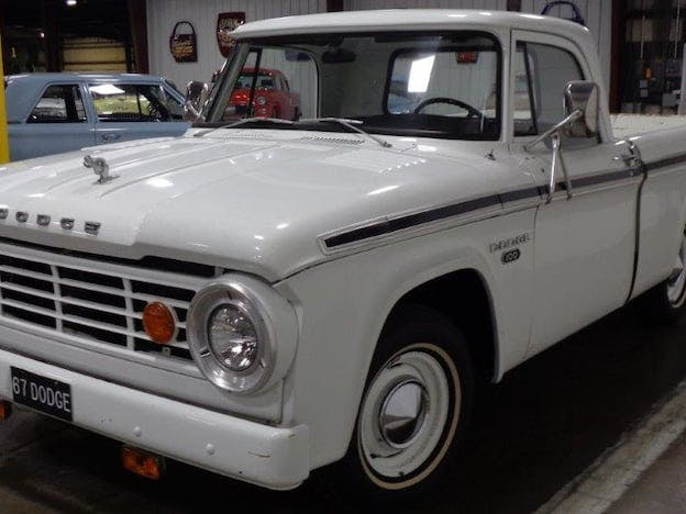 1967 Dodge D100 Pickup