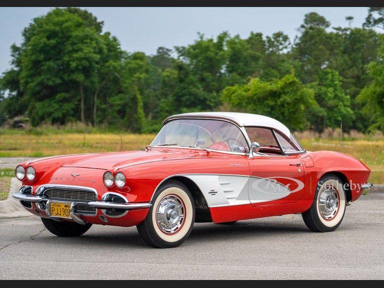1961 Chevrolet Corvette 'Fuel-Injected'