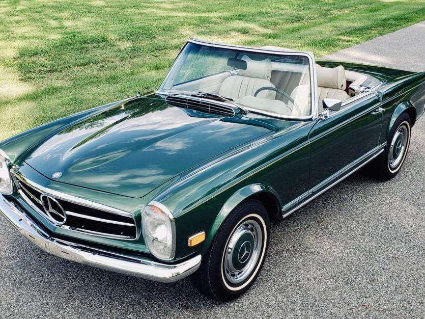 1971 Mercedes-Benz 280SL 4-Speed