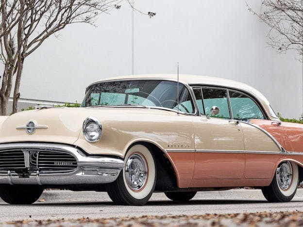 1956 Oldsmobile Super 88 Hardtop