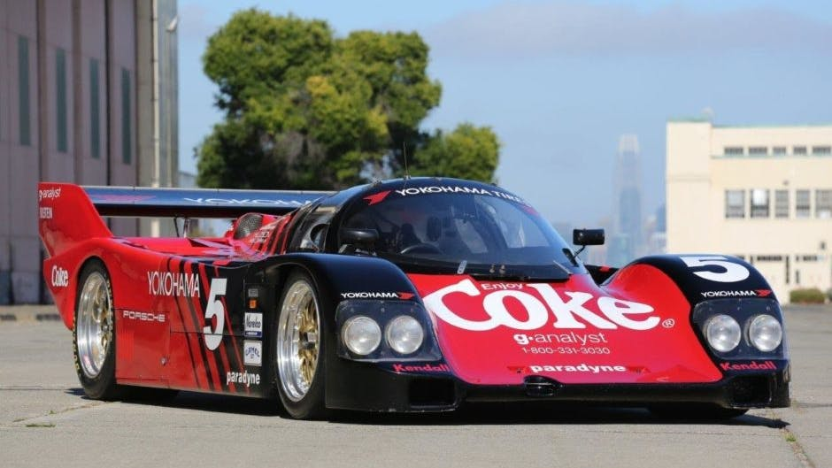 1987 Porsche 962 Imsa Gtp
