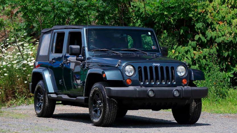 2007 Jeep Wrangler Sahara Unlimited