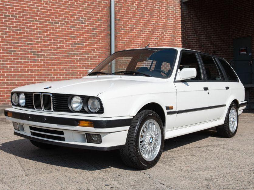 1991 BMW 325IX Touring 5-Speed