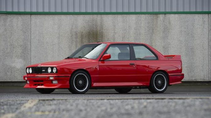 1991 BMW M3 'Cecotto'