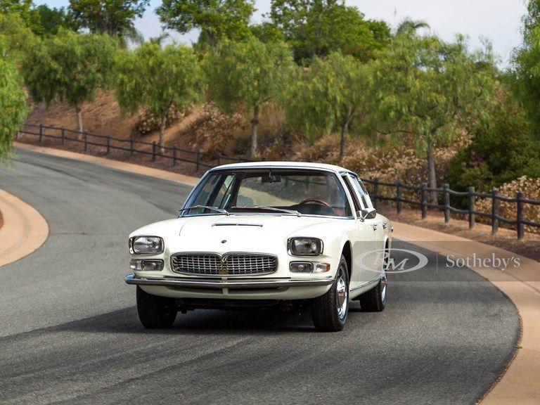 1964 Maserati Quattroporte