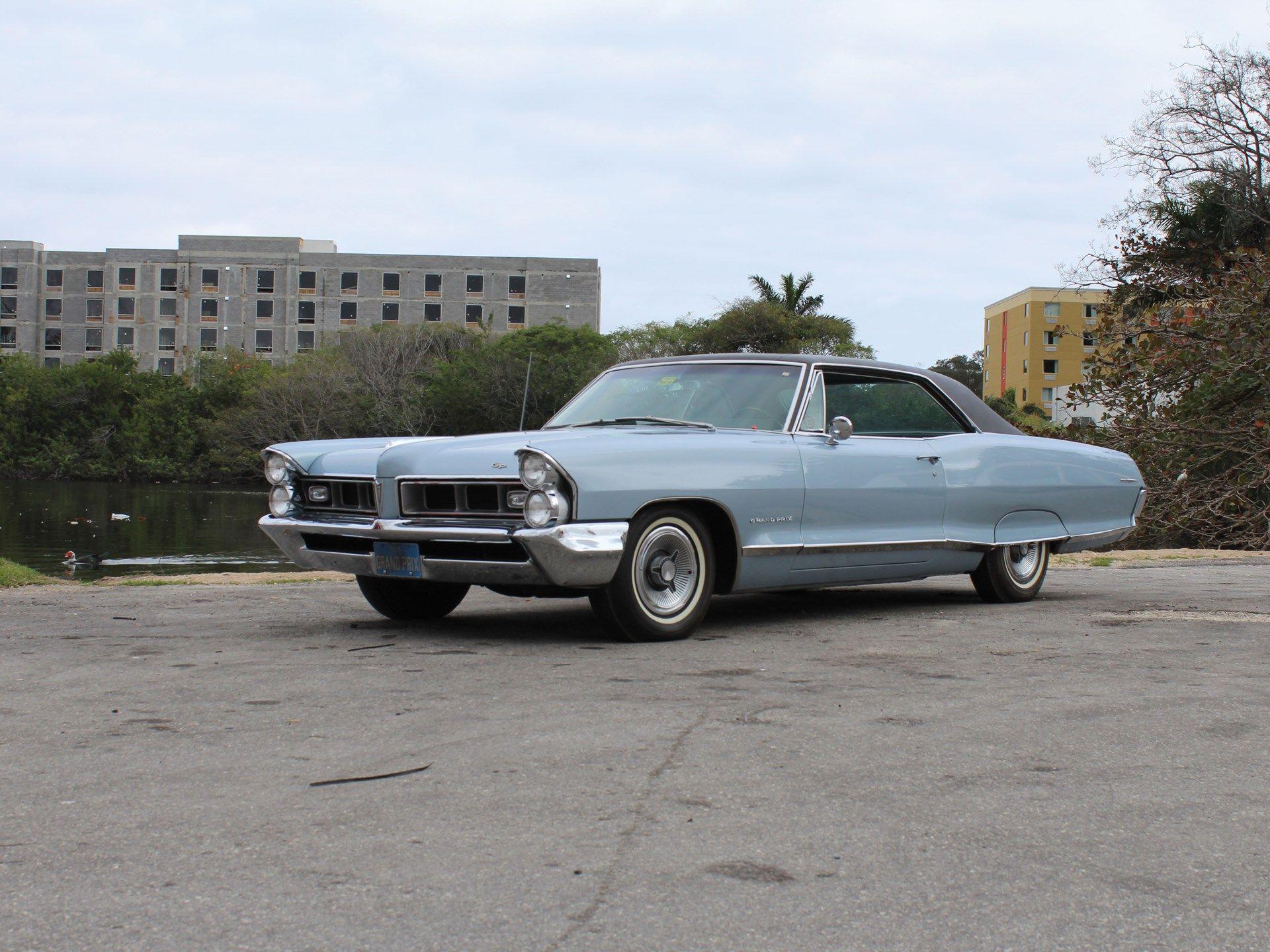 1965 Pontiac Grand Prix Classic Com