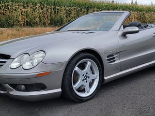 2004 Mercedes-Benz SL55 AMG Convertible