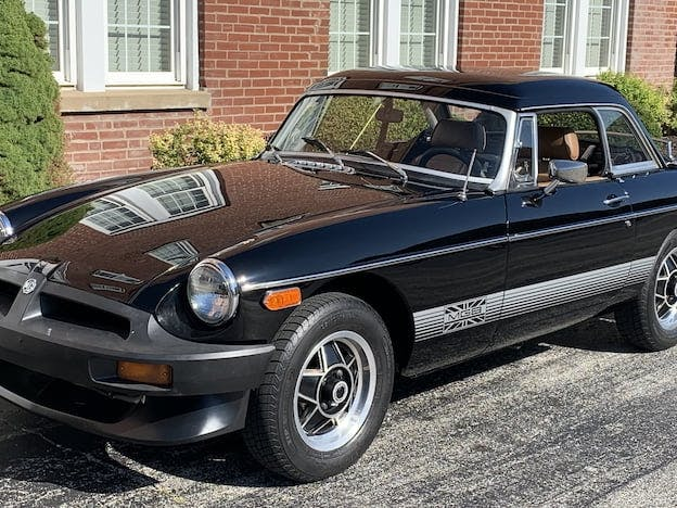 1979 MG B Limited Edition Convertible