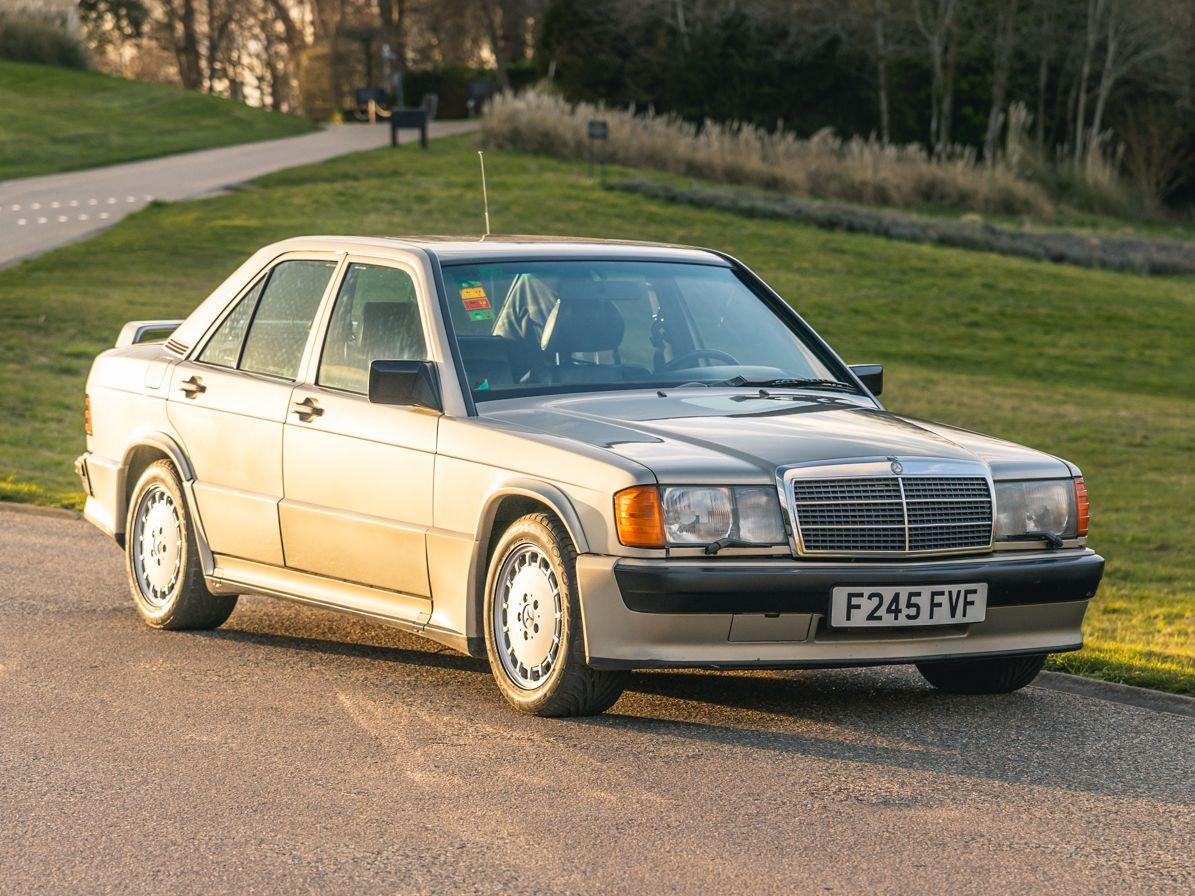 1986 Mercedes-Benz 190E 2.3 16V Cosworth