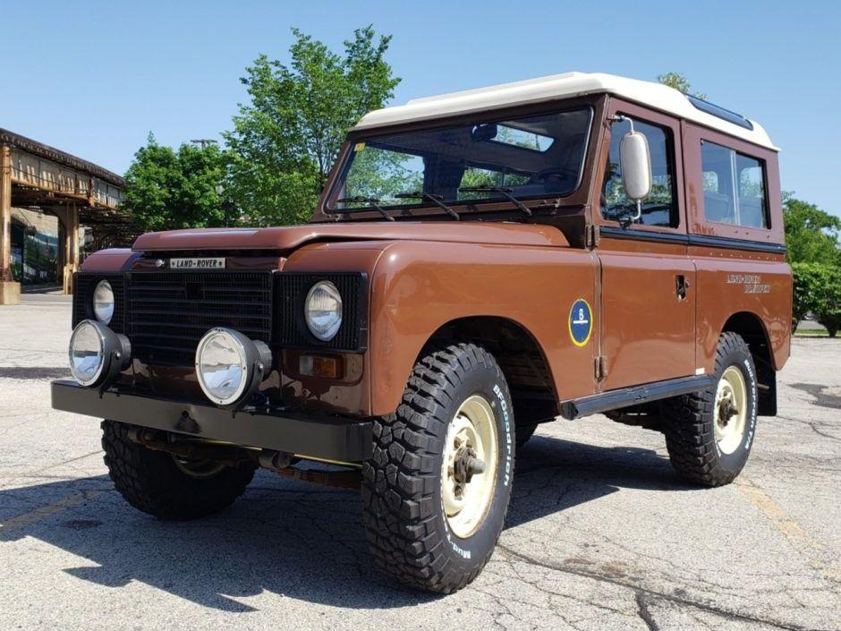 1982 Land Rover Santana 88 Especial