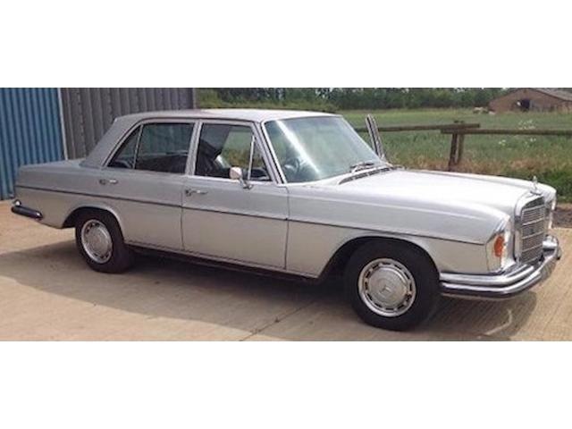 1971 Mercedes-Benz W108 280SE