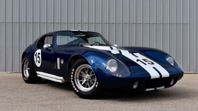 1966 Shelby Daytona Replica Coupe