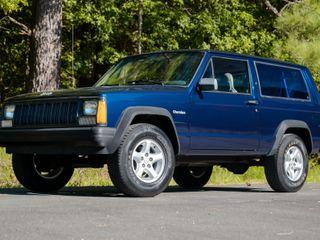 1996 Jeep Cherokee SE 5-Speed
