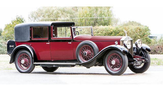1930 Rolls-Royce 40/50HP Phantom II Sedanca De Ville