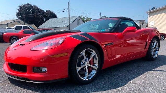 2012 Chevrolet Corvette Grand Sport Callaway Edition