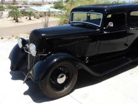 1933 Plymouth Sedan Street Rod