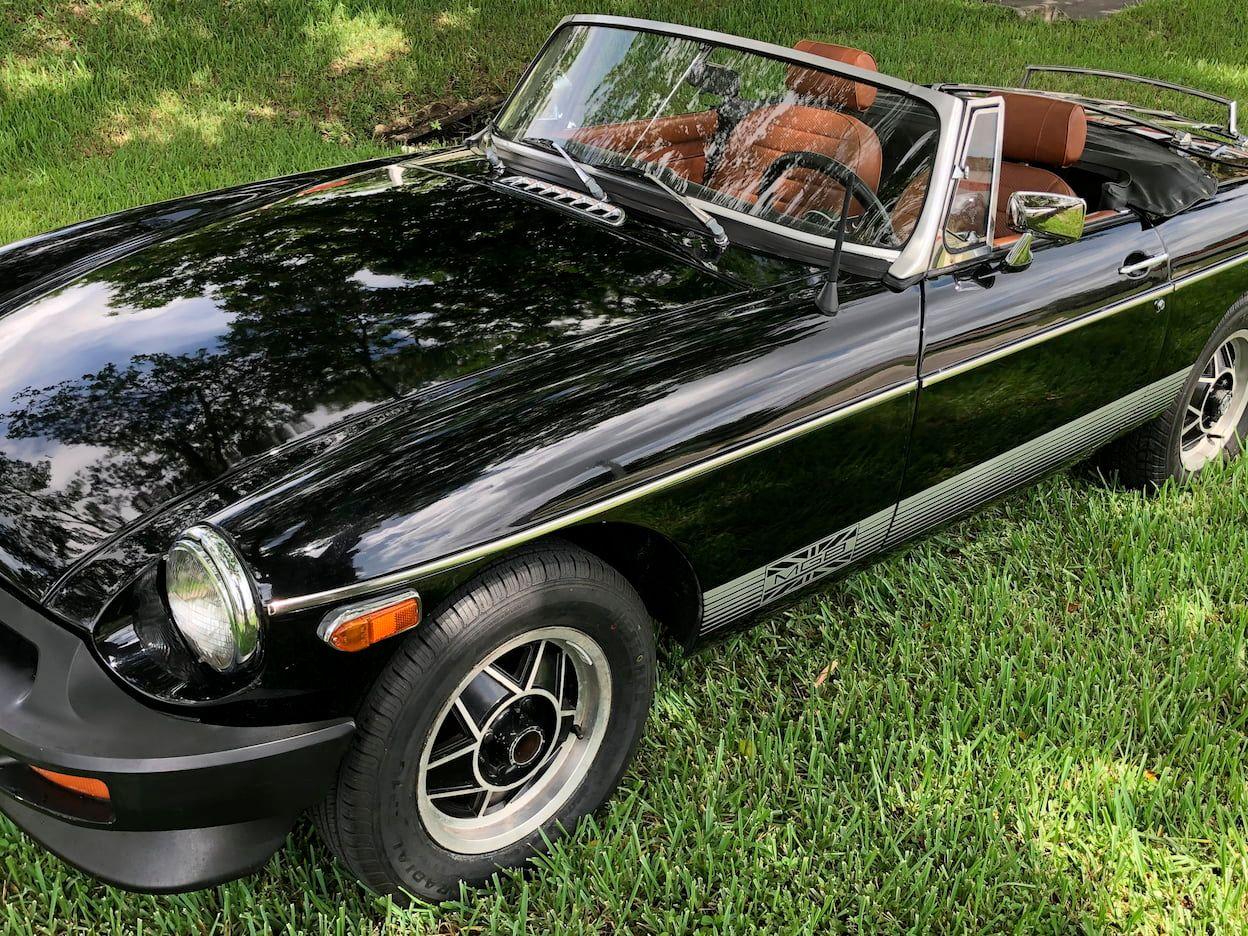 1980 MG B Le