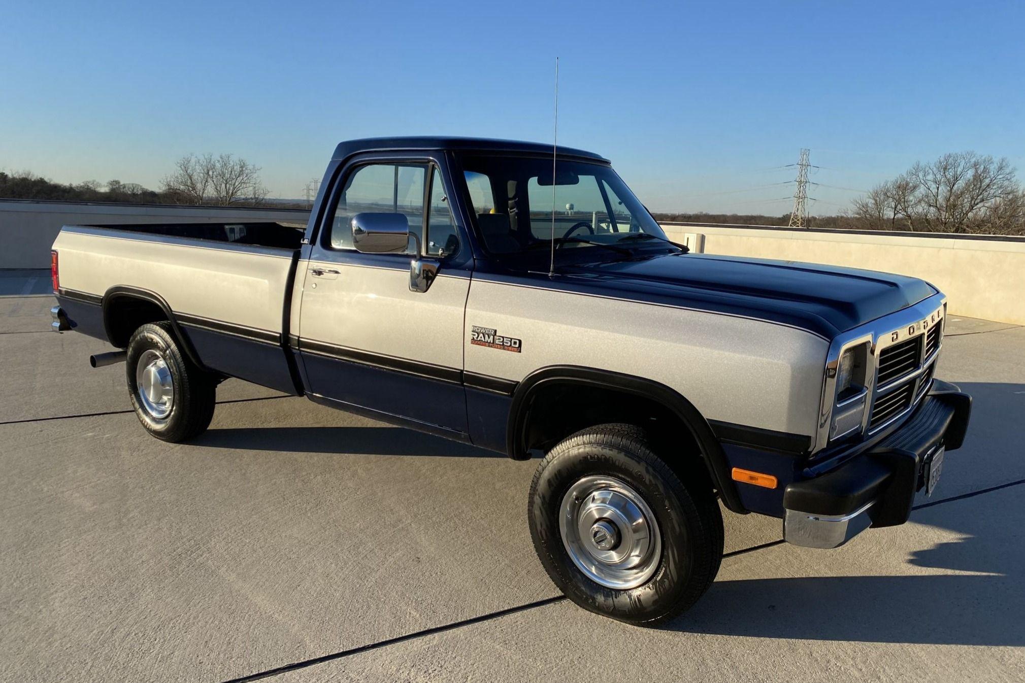 Dodge Ram 1st Gen Market Classic Com