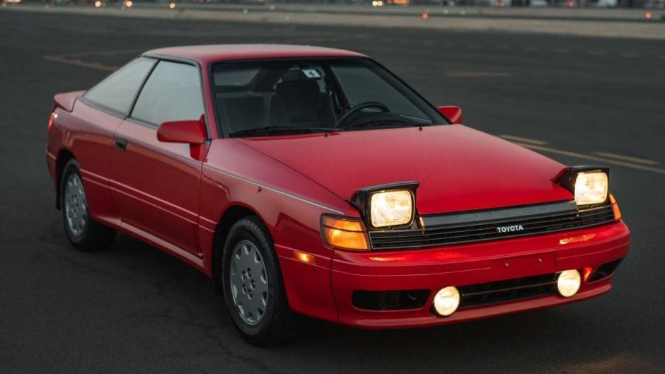 1988 Toyota Celica All-Trac Turbo