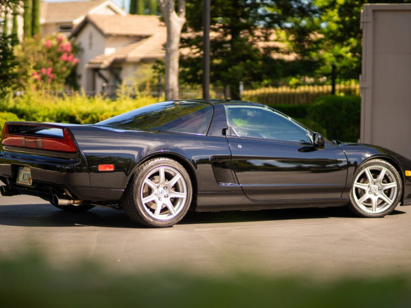 1998 Acura NSX-T 6-Speed