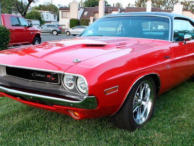 1970 Dodge Challenger Resto Mod