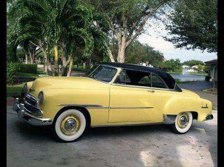 1951 Chevrolet Bel Air Hardtop