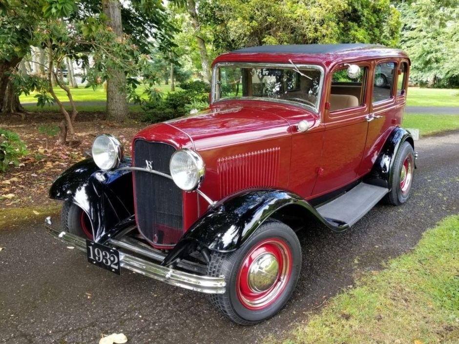1932 Ford Fordor Sedan