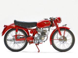 1965 Benelli 125CC Leoncino