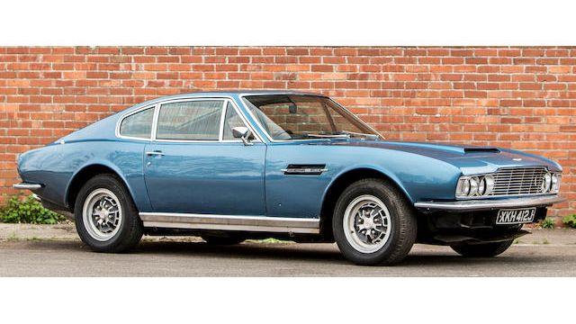 1971 Aston Martin Dbs V8 Saloon Vin Dbsv8 10105 R Classic Com