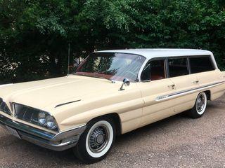 1961 Pontiac Catalina Wagon