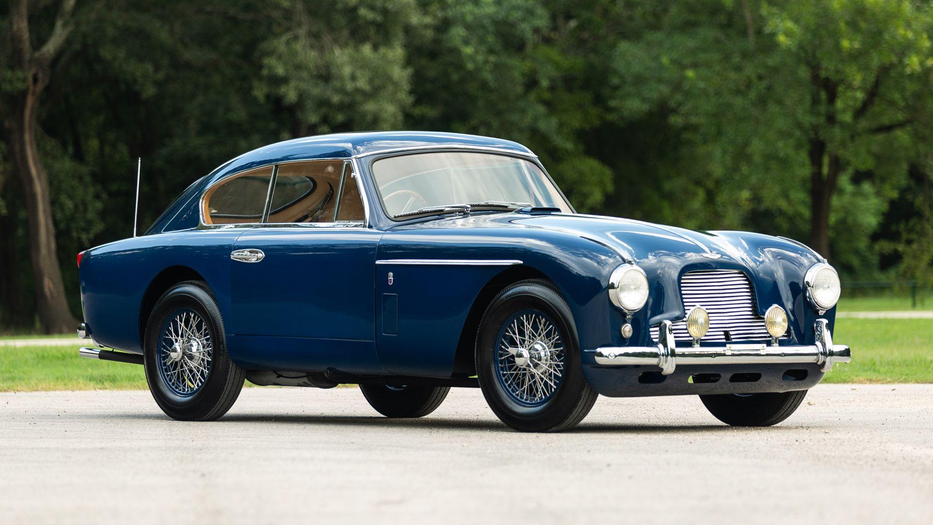 1955 Aston Martin Db2 4 Mk Ii Vin Am300 1114 Classic Com