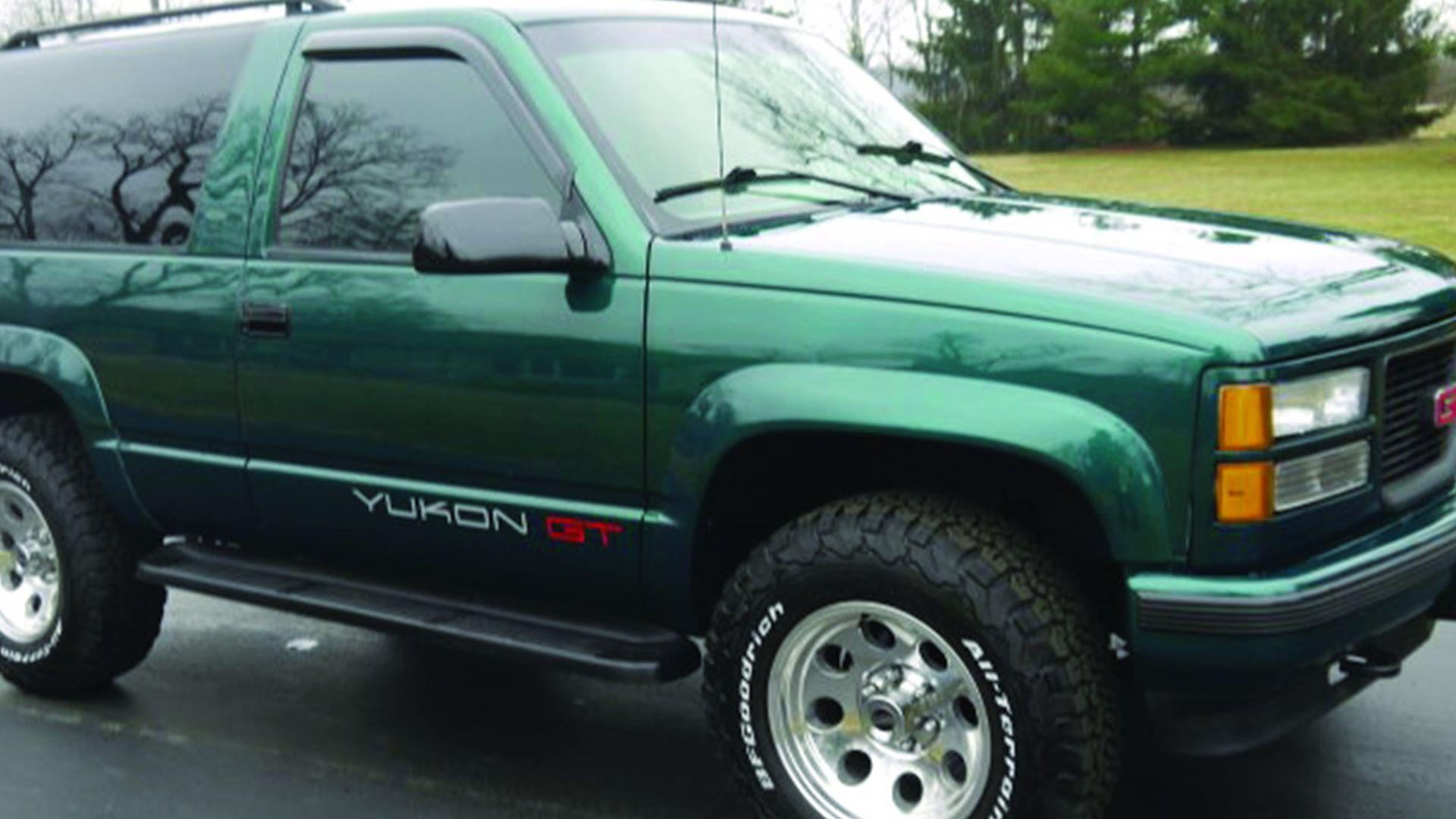 1995 GMC Yukon 4X4